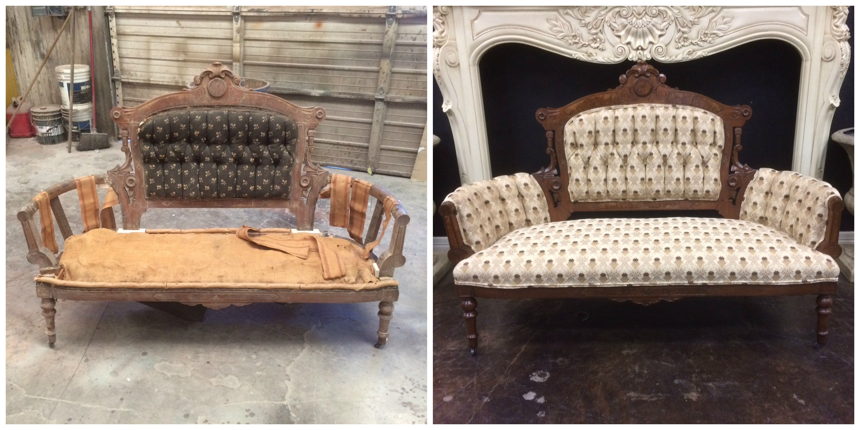 Sofa Reupholstery Fort Worth Tx